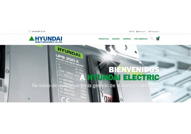 Guía para usar la nueva web de Hyundai-Electric